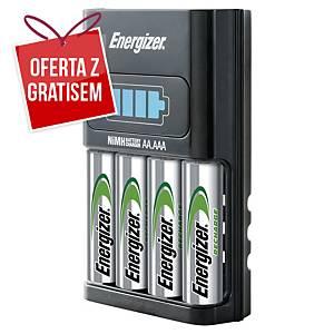 Ładowarka ENERGIZER® 1 Hour + 4 akumulatory