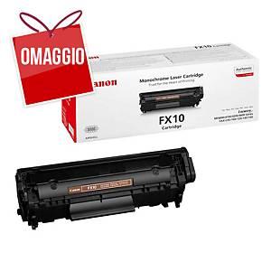 Toner fax Canon FX10 0263B002 nero