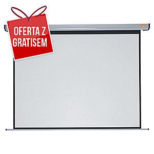 Ekran elektryczny NOBO 192 x 144 cm*