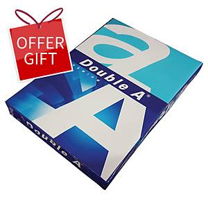 Double A A3 Copy Paper 80gsm - Ream of 500 Sheets
