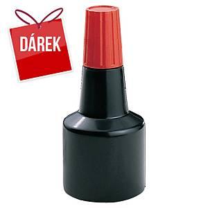 Razítková barva červená - 30 ml