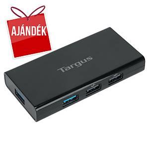 Targus elosztó, 7 portos USB 3.0