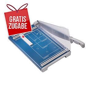 Hebelschneidemaschine Dahle 560, Schnittlänge: 340mm, Schnittleistung: 25 Blatt