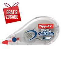 Tipp-Ex Mini Pocket Mouse Korrekturroller, 6 m x 5 mm