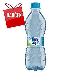 Pramenitá voda Bonaqua nesýtená 0,5 l, balenie 12 kusov