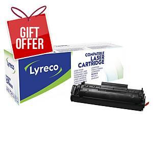 Lyreco Laser Cartridge Compatible Hewlett Packard Lj1010 Jumbo