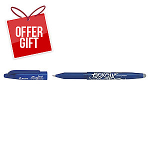 Pilot Frixion Ball Pen Blue - Box of 12