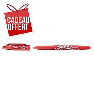Roller Pilot Frixion Ball - effaçable - pointe moyenne - rouge