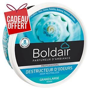 Désodorisant gel Boldair destructeur d odeurs - grand large - 300 g