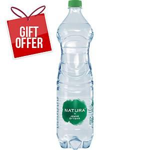 Bonaqua Gently Sparkling Spring Water, 1.5l, 6pcs