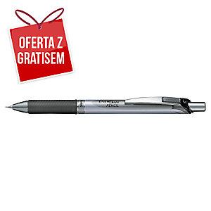 Ołówek automatyczny PENTEL Energize, 0,5 mm, obudowa szara