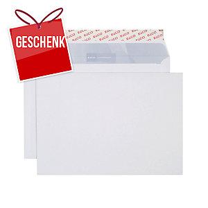 Couvert Elco Premium 32988, B5, ohne Fenster, 120 gm2, weiss, Pk. à 500 Stk.