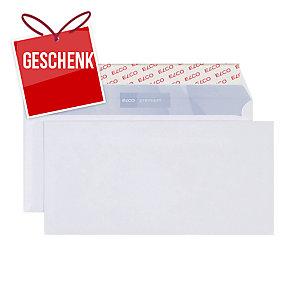 Couvert Elco Premium 30786, C5/6, ohne Fenster, 100 gm2, weiss, Pk. à 500 Stk.