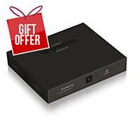 Nespresso Ristretto - Box Of 50 Coffee Capsules