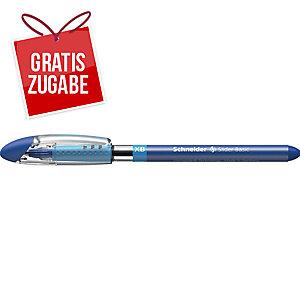 Kugelschreiber Schneider Slider XB 151203, Strichstärke: 1,4mm, blau