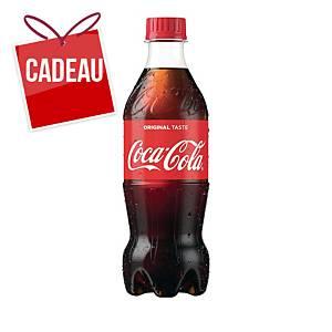 Coca-Cola 45cl, paq. de 6bouteilles