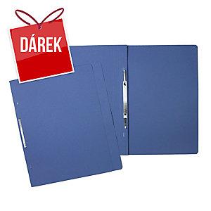 Nezávěsné 1/1 rychlovazače Hit Office Classic - modré, 100 kusů