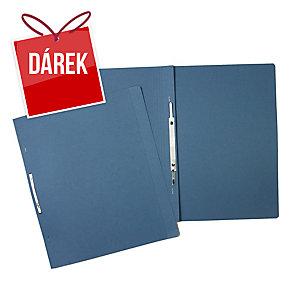 Nezávěsné 1/1 rychlovazače Hit Office Ekonomik - modré, 100 kusů