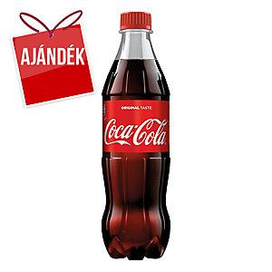 Coca-Cola üdítőital, 0,5 l, 12 darab/csomag