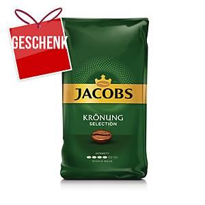 Jacobs Krönung Selection Bohnenkaffee, 1 kg