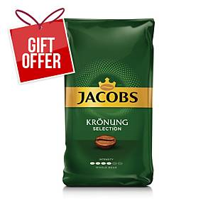 Jacobs Krönung Selection Coffee Beans, 1kg