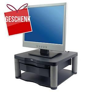 Monitorständer Fellowes 9169501 Premium 5 Stufen Tragfähigkeit 36kg anthrazit