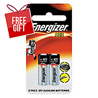 ENERGIZER SPECIALTY A23 BATTERY - PACK OF 2