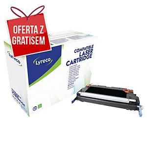 Toner LYRECO zamiennik HP 501A Q6470A czarny