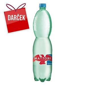 Minerálna voda Mattoni, neperlivá, 1,5 l, balenie 6 kusov