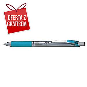 Ołówek automatyczny PENTEL Energize, 0,7 mm, obudowa niebieska