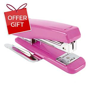 HORSE HD-45R STAPLER ASSORTED COLOURS