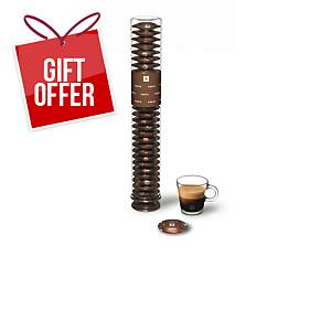 Nespresso Espresso Forte - Tube Of 30 Coffee Capsules