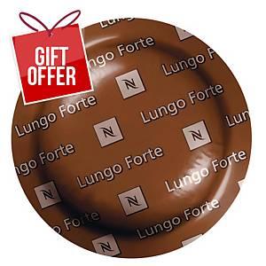 Nespresso Lungo Forte - Tube Of 30 Coffee Capsules