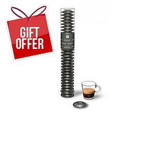 Nespresso Ristretto - Tube Of 30 Coffee Capsules