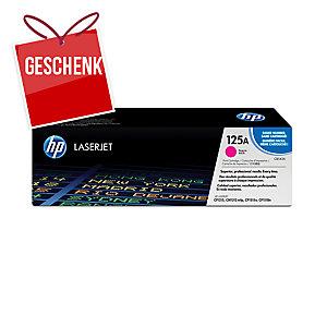 Toner HP CB543A, Reichweite: 1.400 Seiten, magenta