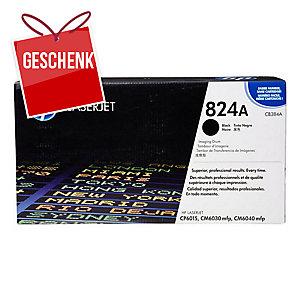 HP Toner für Color LaserJet, CB384A, foto Trommel schwarz, Kapazität: 23000 S
