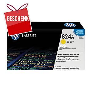HP Trommel für Laserdrucker 824A (CB386A) gelb