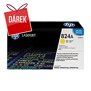 HP toner do Color LaserJet, CB386A, foto válec žlutý, kapacita: 23000 stran