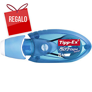 Cinta correctora Tipp-Ex Microtape Twist - 8 m x 5 mm