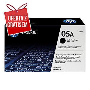 Toner HP 05A CE505A czarny