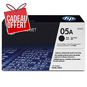Cartouche laser HP CE505a noire n°05a