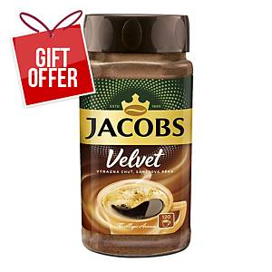 Jacobs Velvet Instant Coffee, 200g