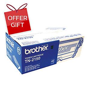 BROTHER TN-2150 ORIGINAL LASER CARTRIDGE BLACK