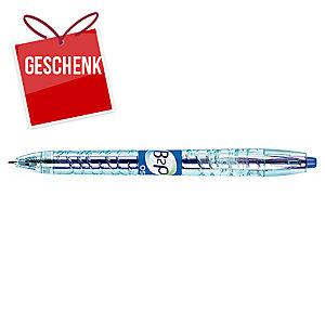 Pilot BeGreen B2P Gelschreiber in Flaschenform 0,5 mm blau