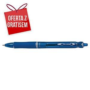 Automatyczny długopis PILOT BeGreen Acroball, niebieski