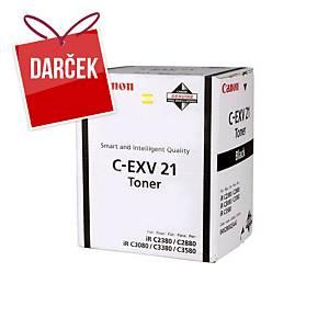 Canon laserový toner CEXV21 (0452B002), čierny