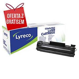 Toner LYRECO zamiennik HP 35A CB435A czarny