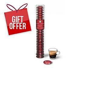 Nespresso Espresso Decaffeinato - Tube Of 30 Coffee Capsules