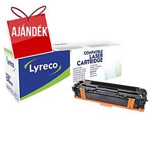 Lyreco kompatibilis toner HP 125A (CB540A)/Canon CRG716 (1980B002), fekete