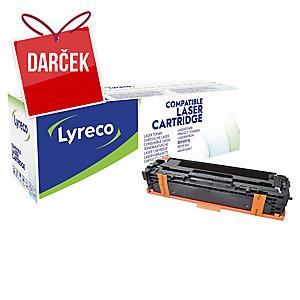 Toner Lyreco kompatibilný HP CB540A/Canon 716 BK čierny do laserových tlačiarní